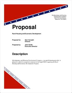Cover page for thesis proposal